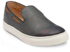 Franco Leone Men Grey Casual Shoes - 15055