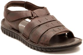 Franco Leone Men Brown Sandals