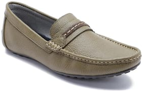 Men Green  Loafers