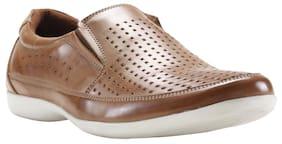 Franco Leone Men Brown Casual Shoes - 162201