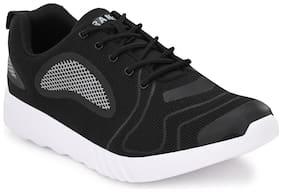 Franco Leone Men Running Shoes ( Black )