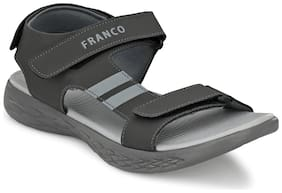 Franco Leone Men Grey Sandals