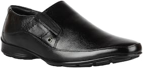 Men Black Oxford Formal Shoes