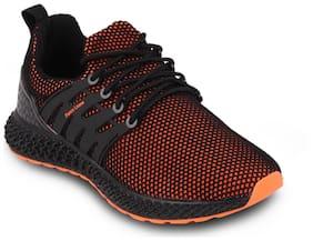 Men Orange Classic Sneakers