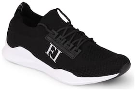 Franco Leone Men FS607BLACK Running Shoes ( Black )