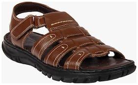 Franco Leone Men Tan Sandals