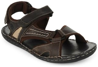 Franco Leone Men Brown Sandals