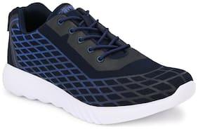 Franco Leone Men Running Shoes ( Blue )