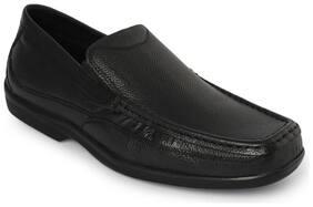 Men Black Oxford Formal Shoes