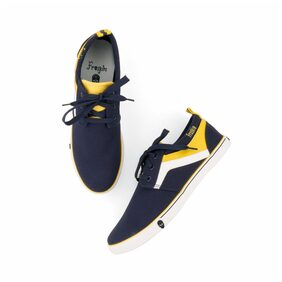 Froskie Men Blue Casual Shoes