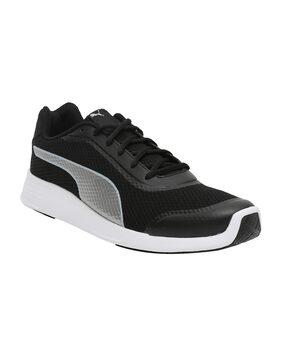 Puma Men Fst Runner V2 Idp Black Running Shoes