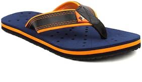 Fuel Men Blue Flip-Flops -