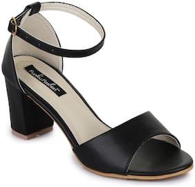 Funku Fashion Women Black Pumps