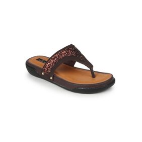 Funku Fashion Brown Flats
