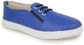 Funku Fashion Blue Mules