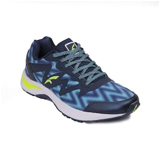Furo By Red Chief Blue Men's Running Shoe (R1021 829)