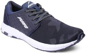 FURO Men Running Shoes Running Shoes ( Blue & White )