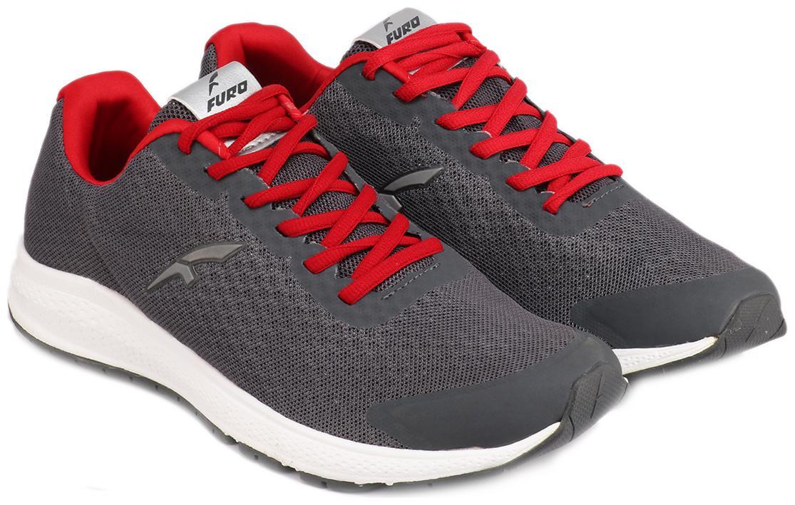 FURO Men Running Shoe Running Shoes   Grey
