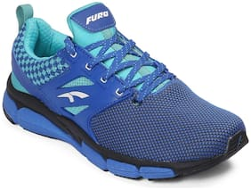 FURO Men Blue Running Shoes