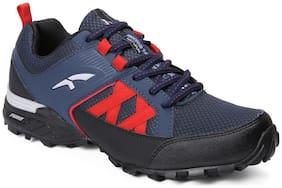 FURO Men Trekking/Hiking Shoes ( Blue )