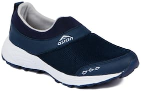 Asian Men Future-04 Running Shoes ( Blue )