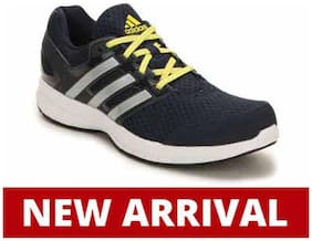 Adidas Men Running Shoes ( Navy Blue )