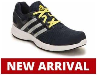 Adidas Men Running Shoes ( Navy Blue )