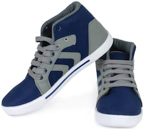 GC Men Running Shoes ( Blue )