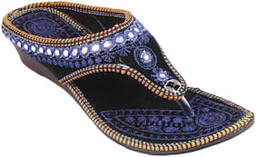 Gerief Embroidery Flat For Women