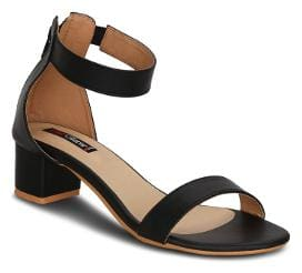 Get Glamr Black Heels For Women