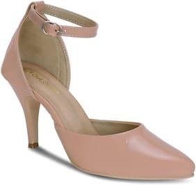 Get Glamr Women Pink Sandals