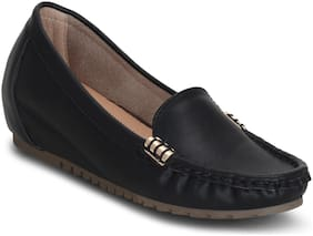 Get Glamr Women Black Casual Shoes