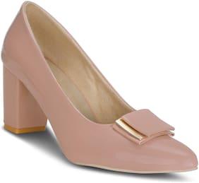Get Glamr Women Pink Pumps