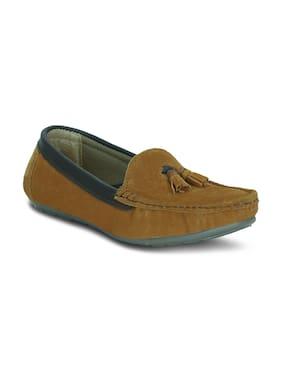 Get Glamr Women Tan Casual Shoes