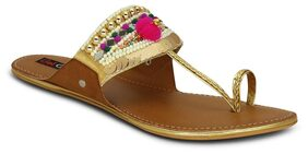 Get Glamr Women's Sandals (GET(GET-5414)-2 UK