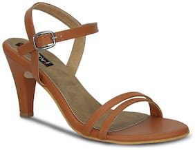 Get Glamr Women's Sandals (GET(GET-5801)-4 UK
