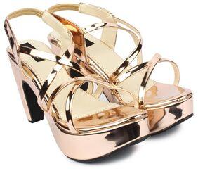 Do Bhai Copper Heels