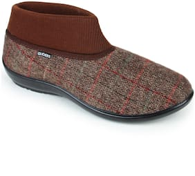 Liberty Women Brown Casual Shoes