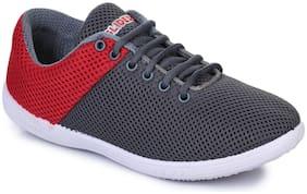 Liberty Men Grey Sneakers