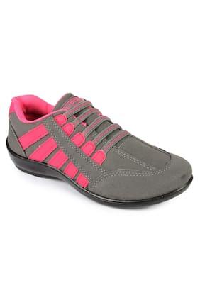 676bf17d57e Liberty Gliders Women Pink Walking Shoes
