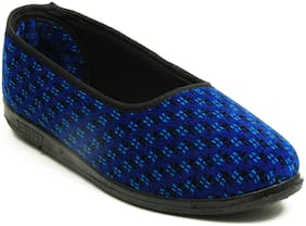 Gliders by Liberty Women's Blue Casual Shoes