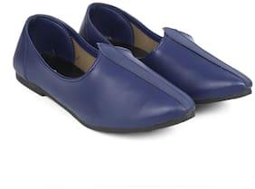 Men Mojari ( Navy Blue )