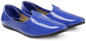 Men Mojari ( Blue )