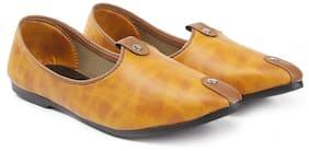 Global richMen's Faux Leather Stylish Jutti's, Nagra's and Mojari's