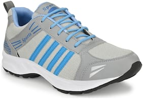GODIGO Men Sports Running Shoes ( Grey )