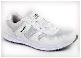 Goldstar Men Running Shoes ( White )