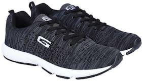 Goldstar Men & Unisex Running Shoes ( Black )