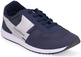Goldstar Men Running Shoes ( Blue )