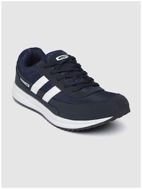 Goldstar Men Running Shoes ( Navy Blue )