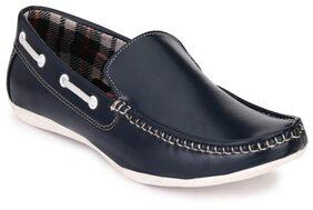 Groofer  blue  loafer